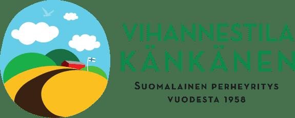 Vihannestila Känkänen Puutarha Logo
